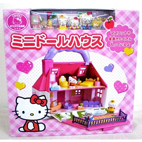 [Hello Kitty] Mini Doll House (japan import)