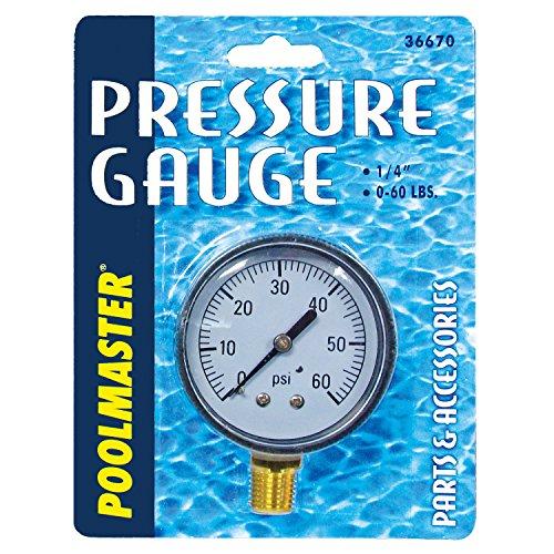 Poolmaster 36670 Pressure Gauge - 1/4