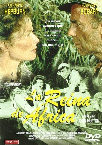 Humphrey Bogart African Queen (The African Queen)