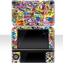 """Nintendo 3DS XL Skin """" STICKER """" Aufkleber Sticker Folie Schutzfolie"""