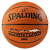 Spalding Ball NBA Downtown Outdoor, Orange, 7, 3001506013017