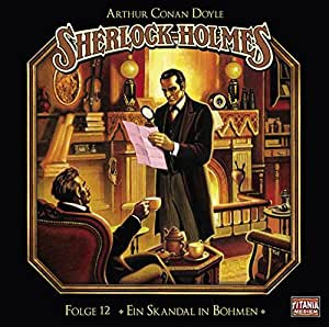 Sherlock Holmes,Folge 12: Ein Skandal in Böhmen
