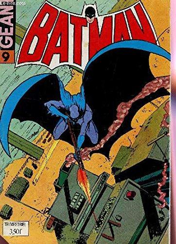 BATMAN - ALBUM GEANT N°9.