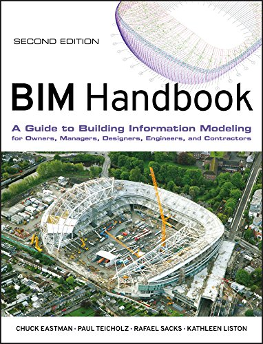 BIM Handbook: A Guide to Building Information Modeling for Owners, Managers, Designers, Engineers and Contractors por Chuck Eastman