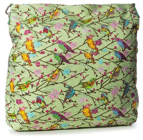 a Handbag tracolla Shop Verde Borsa chiaro One Big donna H1qtdwdx