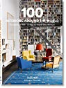 100 interiors around the world par Taschen