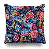 Rghkjlp DecorativeKissens Case Throw Kissens Covers for Couch/Bed 18 x 18 inch,Animal Tropical Exotic Bird Leaves Flowers Watercolor Home Sofa Cushion Cover Kissencase Gift Bed Car Living Home