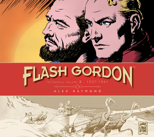 Flash Gordon T02 - Intégrale 1937-1941