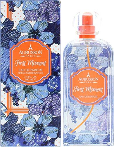 Aubusson ersten Moment 100ml Eau de Parfum Duft Spray für Ihre mit Geschenk Tüte -