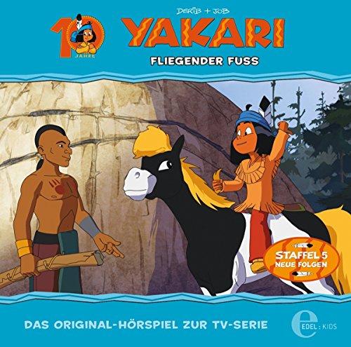 Yakari - Fliegender Fuß - Folge 34, Das Original-Hörspiel zur TV-Serie -