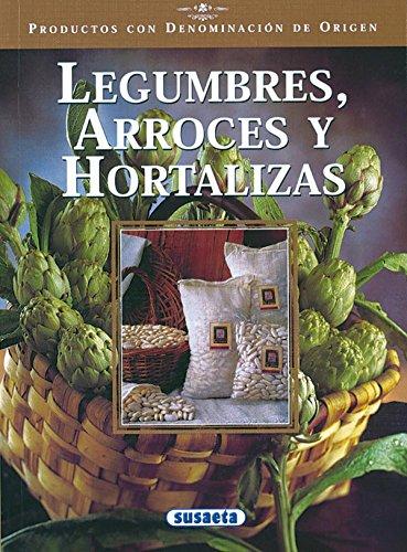 Legumbres, arroces y hortalizas (Productos con Denominación de Origen)