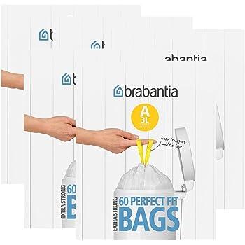 C 10er Pack 10-12 Liter Brabantia Müllbeutel Spenderverpackung 40 Mülltüten