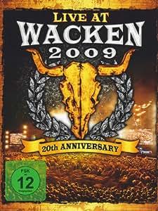 Wacken 2009 - Live At Wacken Open Air [3 DVDs]