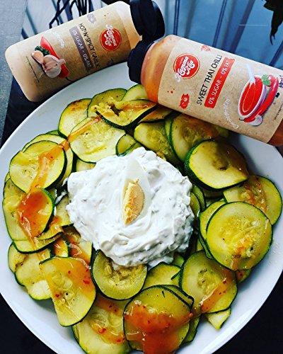 Caesar Salad Dressing fast ohne Kalorien(265ml) - 3