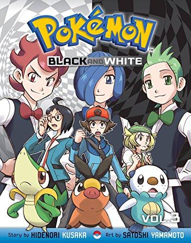 Pokemon Black and White, Vol. 4 Cover Image