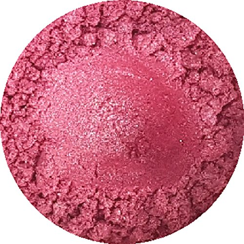 Cosmetic Mica Powder Cool Pink 3g-20g for Soap, Eyeshadow, Bathbombs (50g)