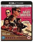 Baby Driver (2 Disc 4K & Blu-ray) [2017] [Region Free]