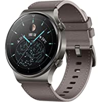HUAWEI WATCH GT 2 Pro Smartwatch, 1.39 inch AMOLED HD touchscreen, 2 weeks ...