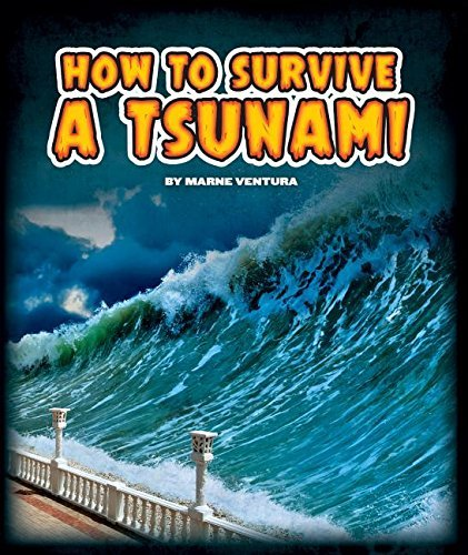 How to Survive a Tsunami (Survival Guides (Child's World)) by Marne Ventura (2015-08-06)