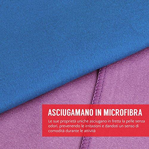 Zoom IMG-3 proworks asciugamano in microfibra da