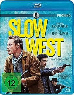 Slow West [Blu-ray]