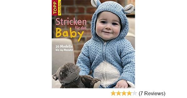 Stricken Für Das Baby 20 Modelle Bis 24 Monate Amazonde Lois