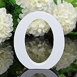 Decorativo Legno Lettere, Appeso Parete 26 Lettere Legno Alfabeto Parete Lettera per Camera Matrimonio Compleanno Partito Cas