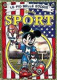 Scarica Libro Le piu belle storie Sport (PDF,EPUB,MOBI) Online Italiano Gratis