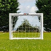 FORZA – wetterfestes Kinder Fußballtor, 0,9 x 0,75 m