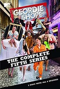 Geordie Shore: The Complete Fifth Series [DVD]