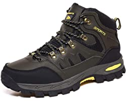 Walking Boots Mens Womens Lightweight Hiking Shoes for Winter Summer