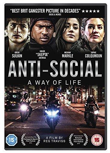 Anti-Social [DVD] [UK Import]