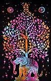 WorldoftextileMulti-Coloured Elephant Un...
