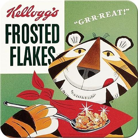 Sottopentola, 5e 10Kellogg' s, Frosted Flakes Tony Tiger, 5 pezzi - Tiger Sottopentola