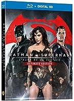 Batman V Superman : L'aube De La Justice (version longue) [Blu-ray] [Ultimate Edition - Blu-ray + Copie digitale UltraViolet] [Ultimate Edition - Blu-ray + Copie digitale UltraViolet]