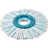 Leifheit 52104 Wischer Ersatzteile, Bleu/Blanc,