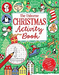 Christmas Activity Book by Rebecca Gilpin (2012-09-01)