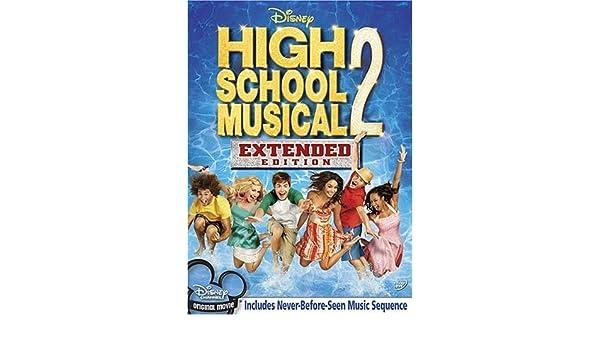 Amazon In Buy High School Musical 2 Extended Editio Dvd Blu Ray