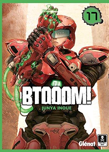 Btooom! - Tome 17 par Junya Inoue
