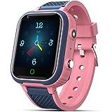 9Tong Cámara Reloj Inteligente para Niños Impermeable GPS RelojInteligente Niños 4G Teléfono GPS Smartwatch Niño 4G Táctil P