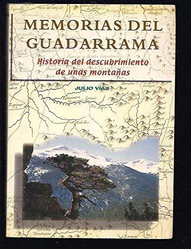 MEMORIAS DEL GUADARRAMA