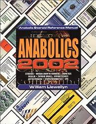 Anabolics 2002 by William Llewellyn (2001-12-01)