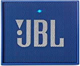 #5: JBL Go Portable Wireless Bluetooth Speaker with Mic (Blue)