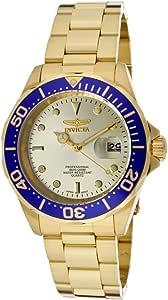 Invicta Pro Diver 14124 oro Orologio Uomo Quarzo - 40mm