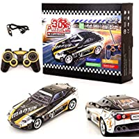 zoopa pc0100–Acme–3d Puzzle Cars–Racecar, 2.4GHz, Indoor