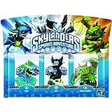 Skylanders - Triple Pack E: Hex, Zap, Dino-Rang