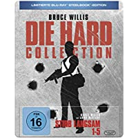 Stirb Langsam 1-5 Steelbook