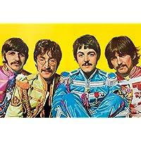 GB Eye LTD, The Beatles, Lonely Hearts Club, Maxi Poster 61 x 91,5 cm