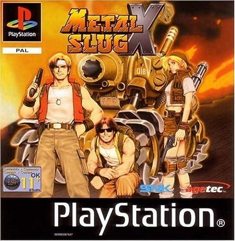 Metal Slug Playstation - Métal Slug