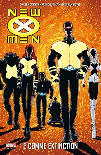 New X-men T01